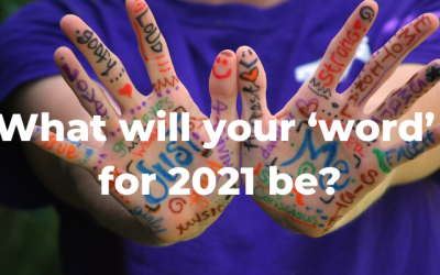 What will your 'word' for 2021 be?
